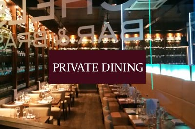 Private Dininga